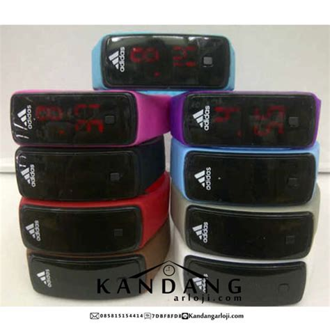 Jam Led Nike Model Baru jual gelang led model terbaru jamtangansby