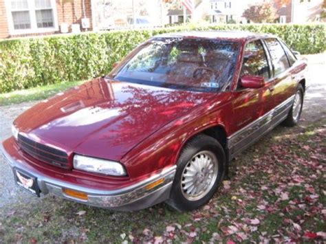 find new 1994 buick regal gran sport sedan 4 door 3 8l in pittsburgh pennsylvania united states