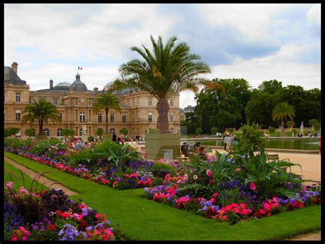 jardin in paris paris jardin du luxembourg 2 by kenjinapics on deviantart