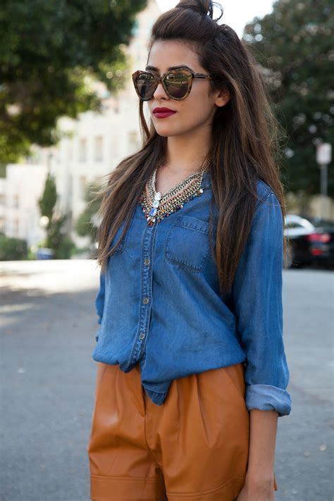 denim for fall 2014 shop 35 trendy styles from fall outfit idea inspiration sazan