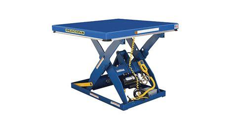scissor lift platform table scissor lift tables platforms scissor lift outlet