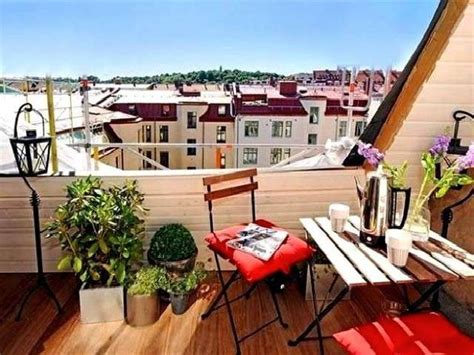 arredamento da balcone arredamento balcone di casa foto design mag