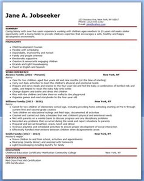 Nanny Resume Exle by Free Downloadable Catering Contracts Forms Catering