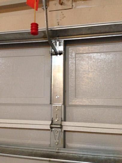 Reinforce Garage Door For Opener Clopay 21 In Opener Reinforcement Bracket Kit 21st