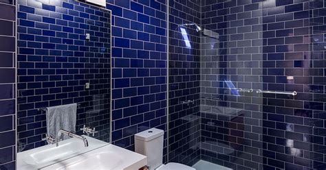 shiny or matte bathroom tiles bathroom design idea mix and match glossy and matte