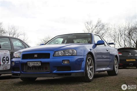 nissan skyline 2016 nissan skyline r34 gt r 3 april 2016 autogespot