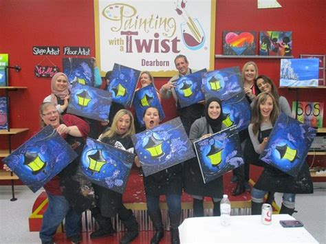 paint with a twist refund painting with a twist dearborn mi address phone