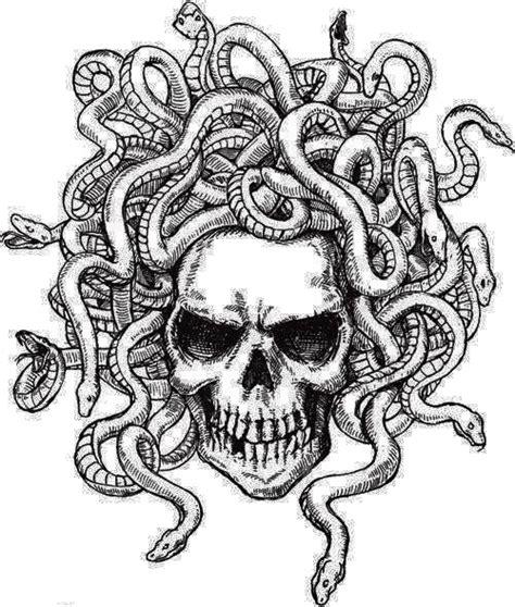 medusa head tattoo design 17 best images about medusa on digital