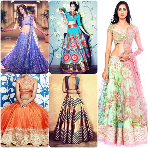 Types Of Home Design Styles top 21 lehenga design for wedding events 2016 stylo planet