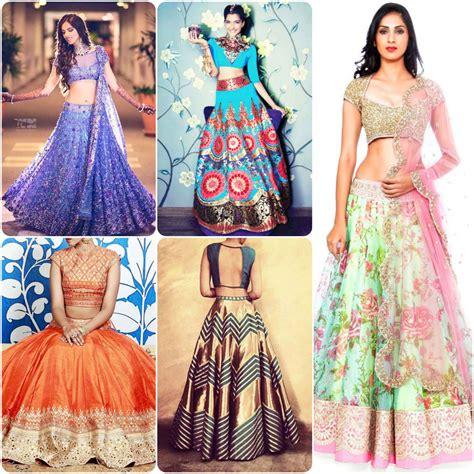 design styles 2017 top 21 lehenga design for wedding events 2016 stylo planet