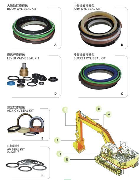 Seal Kit Adjuster Sk200 6 track adjuster seal kit sk200 7 buy track adjuster seal kit track adjuster seal kit track
