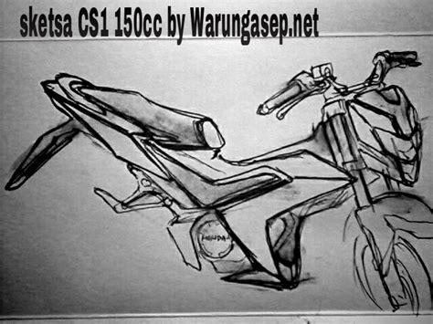 Bak Kopling Honda bentuk bak kopling honda cs1 reborn 150cc berbeda dengan