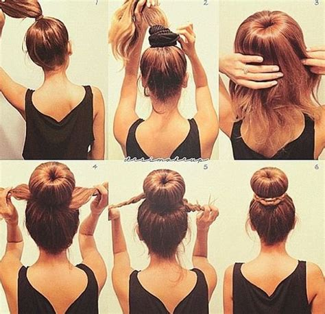 hairstyles easy to do on yourself 10 quick and easy hairstyles step by step the learnify