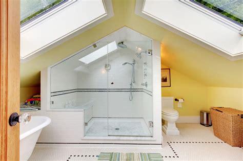 dachausbau badezimmer dachausbau kosten preise f 252 r den ausbau des dachbodens