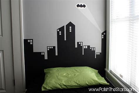 gotham city wall mural gotham city wall mural batman bedroom