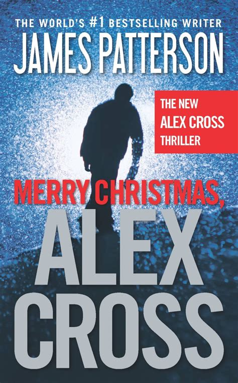james patterson merry christmas alex cross