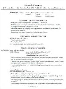 Licensure Of Resume Resume Sle Social Worker Resume Sle Social Services Objective Statement Resume Entry