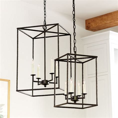 foyer guard hadley 4 light pendant chandelier ballard designs