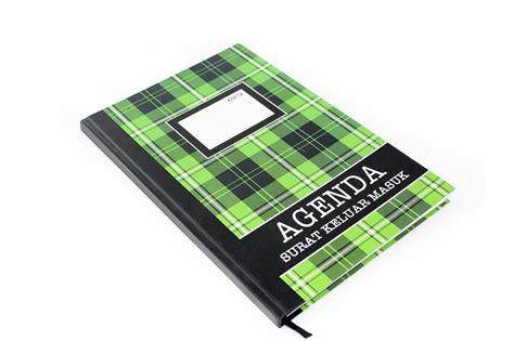 Buku Folio buku agenda folio keluar masuk kiky buku terlengkap axiqoe