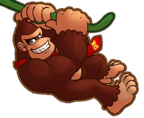 swinging donkey swinging donkey kong by catchshiro on deviantart