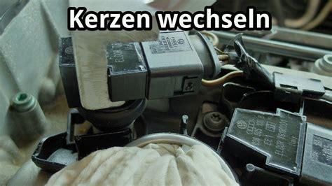 Audi A6 4b Lambdasonde Wechseln by Z 252 Ndkerzen Wechseln Vw Audi Seat Skoda Fabia 1 4 16v