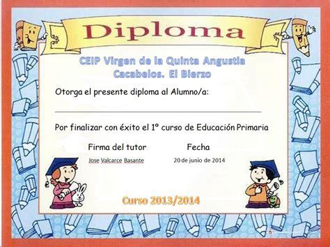 diplomas fraces fin de curso primaria palabras de agradecimiento fin de curso en preescolar