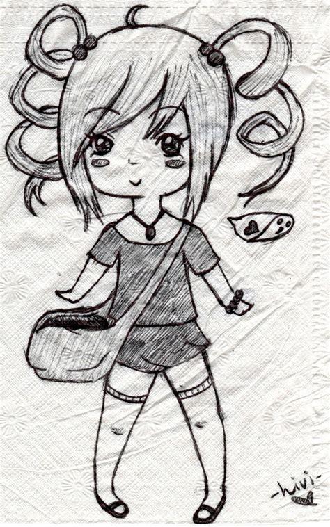 doodle anime anime doodle by sasuke7117 on deviantart