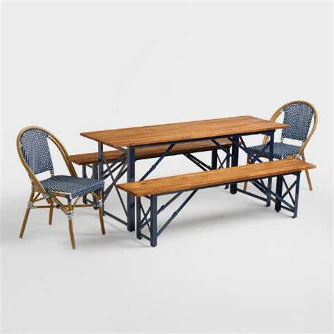 World Market Bistro Chairs by Navy Kaliko Bistro Chairs Set Of 2 World Market