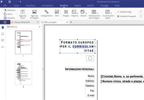 curriculum vuoto da stare pdf curriculum vuoto da stare pdf curriculum vitae in pdf