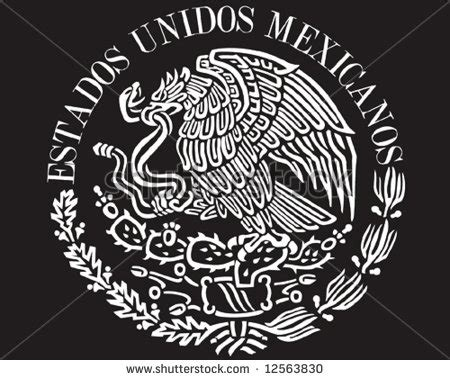 mexican national mexican eagle stock images royalty free images vectors
