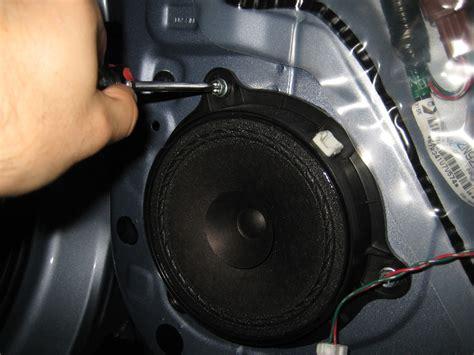 nissan versa front door panel removal speaker replacement nissan versa front door panel removal speaker replacement