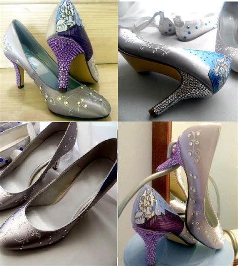 cinderella glass slipper wedding shoes wedding shoes cinderella glass slipper custom designed for