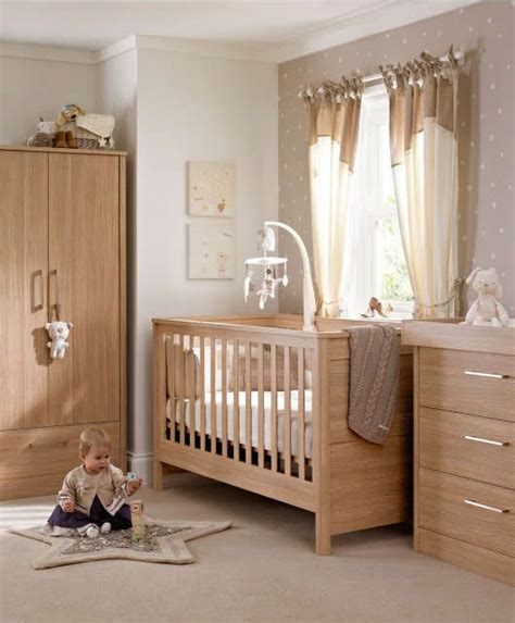 Mamas And Papas Nursery Furniture Set Metropolis 3 Set Oak 3 Sets Mamas