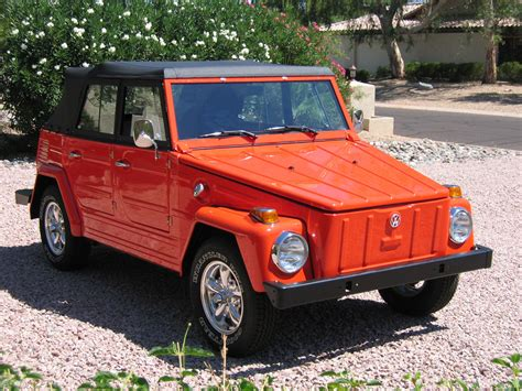 Volkswagen Type 181 Photos Photogallery With 6 Pics