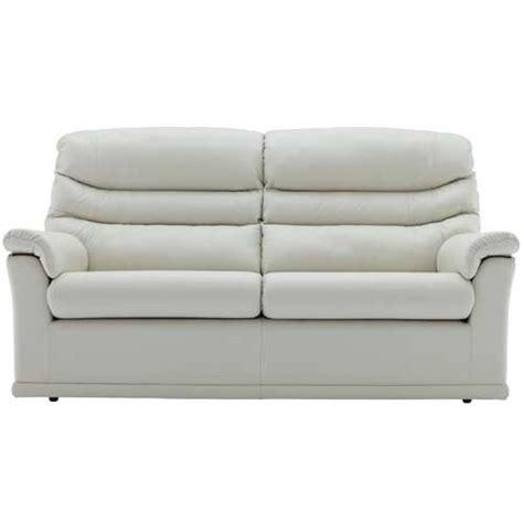 4 cushion couch g plan malvern leather 2 cushion 3 seater sofa