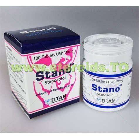 Bestseller Rexobol Stanozolol 10 Mg stano tablets titan healthcare stanozolol winstrol pills 100tabs 10mg tab alkuper 228 inen