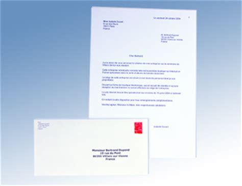 Présentation De Lettre Recommandée Mod 232 Le De Lettre De Fin De P 233 Riode D Essai Par L Employeur Gestion