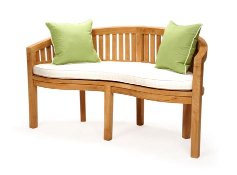 curved bench cushions curved bench and cushions betterimprovement com
