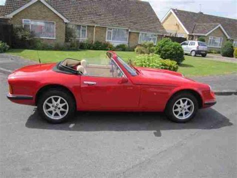 Tvr Roadster Tvr 280s Roadster Classic Car 1989 Kent South East