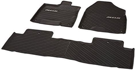 Acura Mdx Rubber Floor Mats by Acura Mdx Floor Mats Floor Mats For Acura Mdx