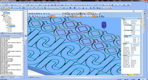 Efficient House Plans Nesting Cad Cam Software For Cnc Production Machining