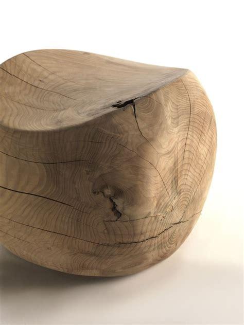 ameda solid wood stool  benno vinatzer