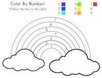 F 246 Rskoleburken Colour By Number F 228 Rgl 228 Gg Efter Siffror