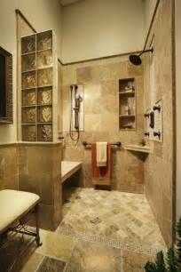 bathroom designs with walk in shower 23 bathroom designs with handicap showers messagenote