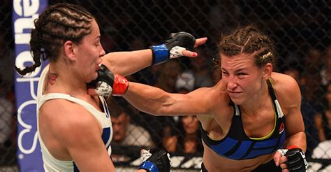 tate ufc wardrobe malfunction miesha tate doubled up on sports bras after ufc on fox 16