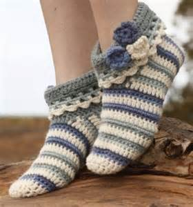 crochet slipper pattern free crochet slippers the best collection the whoot