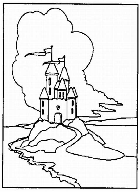 castles coloring pages learn to coloring