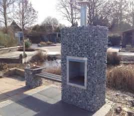 Make Your Own Chiminea Gabion Chiminea Bbq With Rear