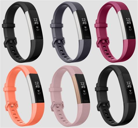 Fitbit Alta Hr Fitness Wristband Smartwatch Tracker Black L fitbit officially launches alta hr in the philippines www unbox ph