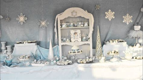 party themes for the winter stunning winter wonderland birthday party ideas youtube